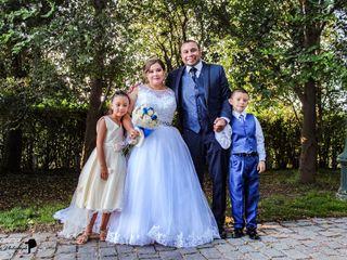 El matrimonio de Paulina y Francisco 2