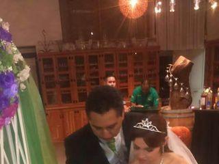 El matrimonio de Erika  y Juan 1