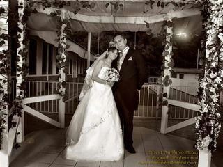 El matrimonio de Erika  y Juan 2