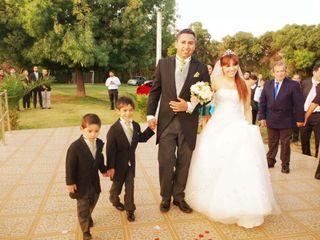El matrimonio de Erika  y Juan
