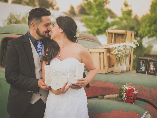 El matrimonio de Javiera y Israel