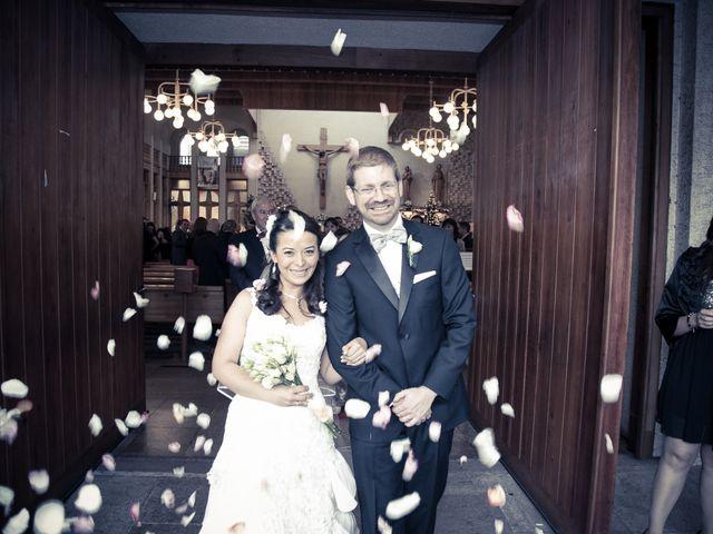 El matrimonio de Carla y Stephan