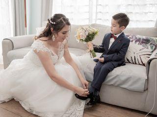 El matrimonio de Alvaro y Camila 3