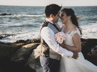 El matrimonio de Alvaro y Camila