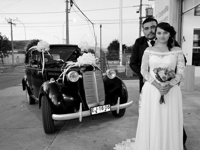 El matrimonio de Daniela y Eduardo