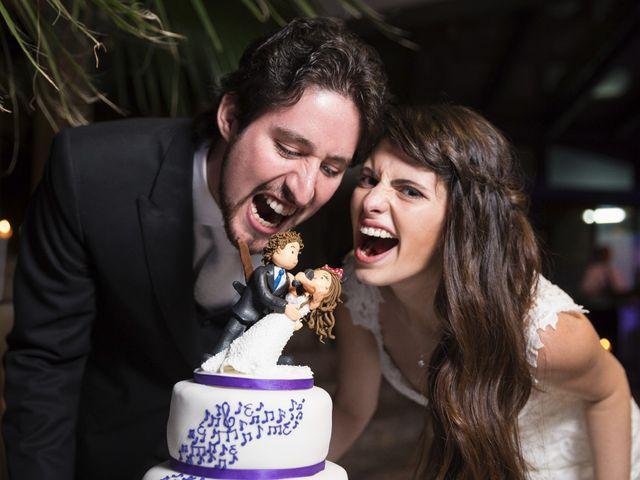 El matrimonio de María José y Camilo