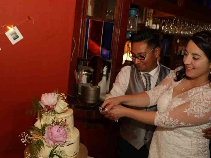 El matrimonio de Tamara  y Sebastián