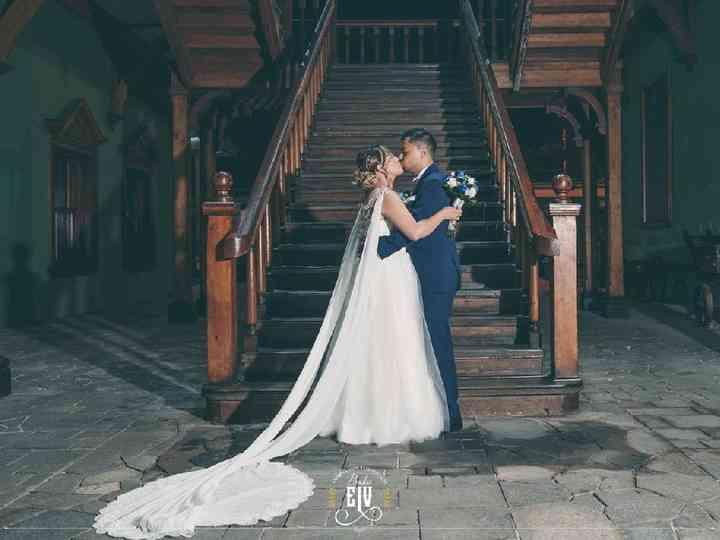 El matrimonio de Yeritza  y Yeric