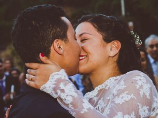 El matrimonio de Jazmin y Manuel