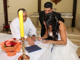 El matrimonio de Karen y Rodrigo  2