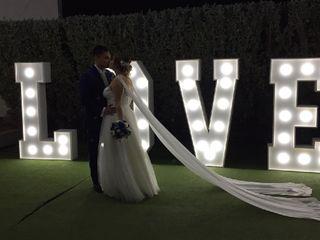 El matrimonio de Yeritza  y Yeric 2