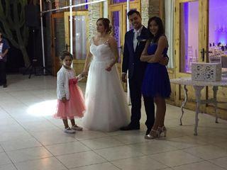 El matrimonio de Yeritza  y Yeric 3