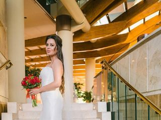 El matrimonio de Fernanda  y Fernando  1