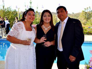 El matrimonio de Andrea y Alejandro