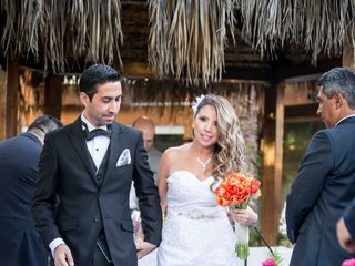 El matrimonio de Sandra y Juan Carlos 1