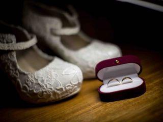El matrimonio de Sandra y Juan Carlos 3