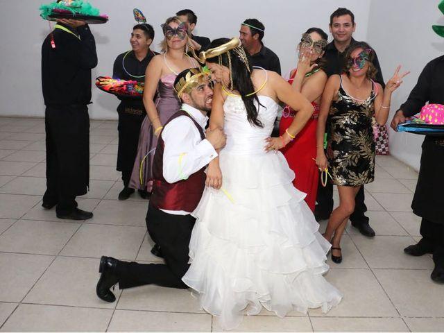 El matrimonio de Rodrigo  y Karen en Calera de Tango, Maipo 6