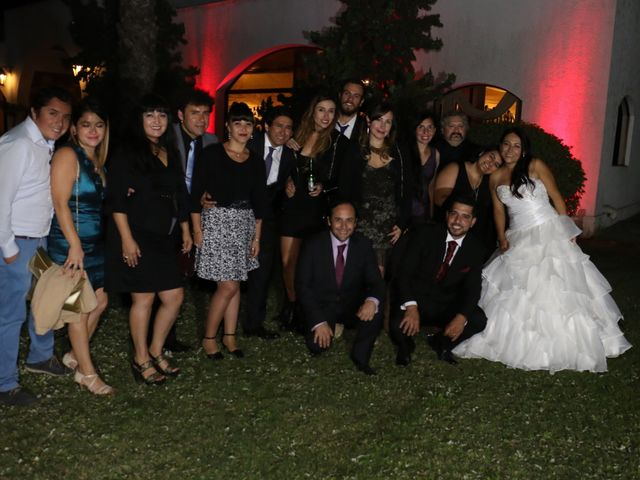 El matrimonio de Rodrigo  y Karen en Calera de Tango, Maipo 7