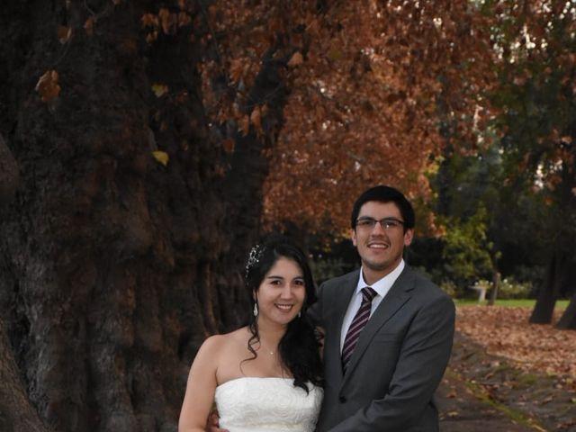 El matrimonio de Rolo y Lily en Peñaflor, Talagante 1