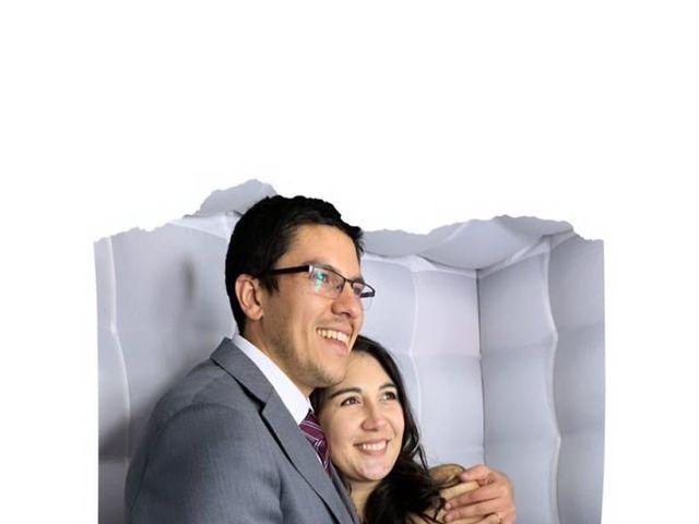 El matrimonio de Rolo y Lily en Peñaflor, Talagante 5