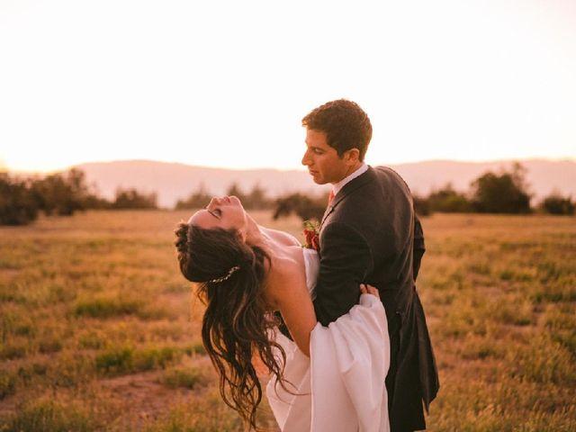 El matrimonio de Fernanda  y Fernando
