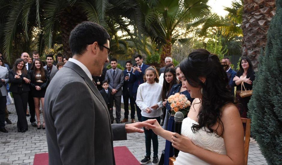 El matrimonio de Rolo y Lily en Peñaflor, Talagante