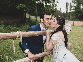 El matrimonio de Leandro y Carolina