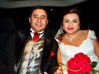 El matrimonio de Nicole y Miguel