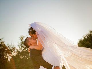 El matrimonio de Elizabeth y Esteban 2