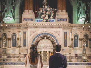 El matrimonio de Isidora y José Miguel 1