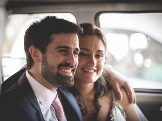 El matrimonio de Isidora y José Miguel 2