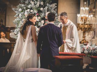 El matrimonio de Isidora y José Miguel 3