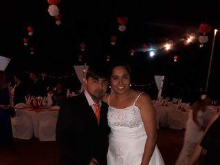 El matrimonio de Fabiola y Juan 2