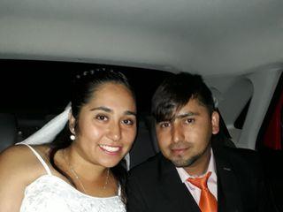 El matrimonio de Fabiola y Juan