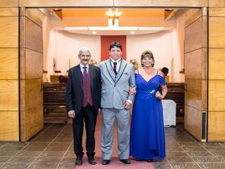 El matrimonio de Yessenia y José 3