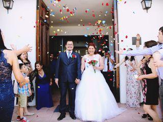 El matrimonio de Yesenia y Cristian 3