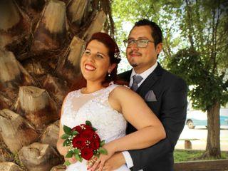 El matrimonio de Yesenia y Cristian