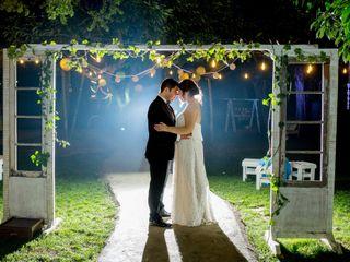 El matrimonio de Alejandra y Bernardo