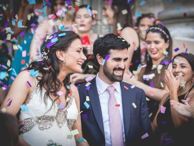 El matrimonio de Isidora y José Miguel