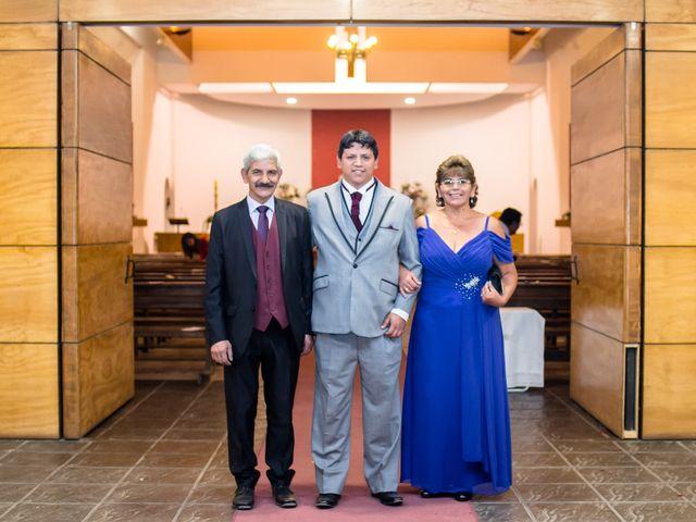 El matrimonio de José y Yessenia en Pirque, Cordillera 5