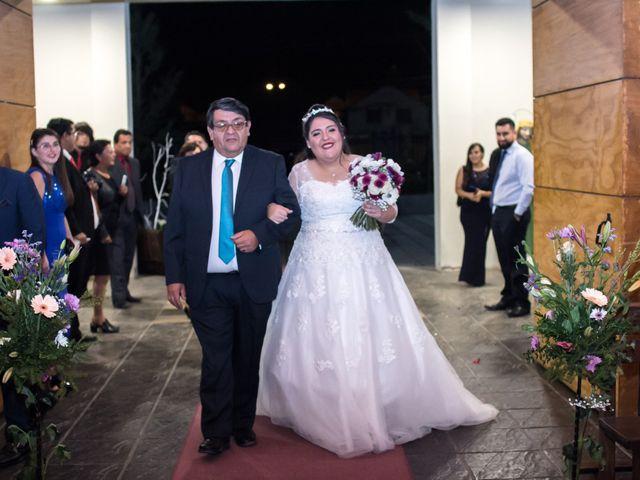 El matrimonio de José y Yessenia en Pirque, Cordillera 8