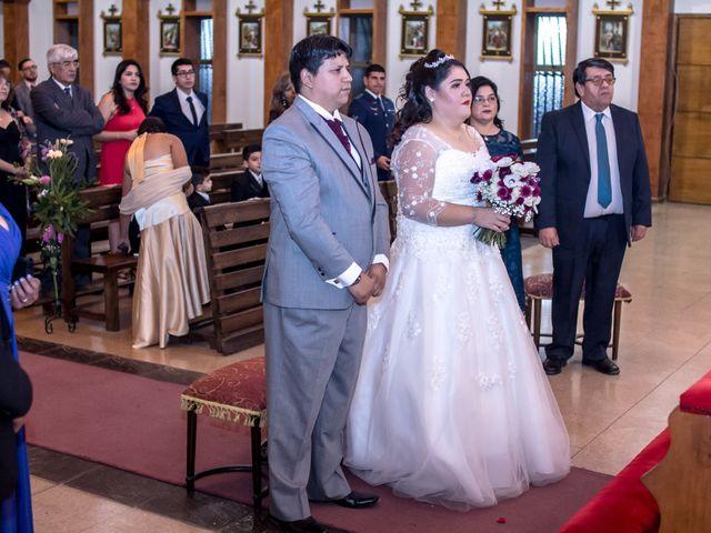 El matrimonio de José y Yessenia en Pirque, Cordillera 9