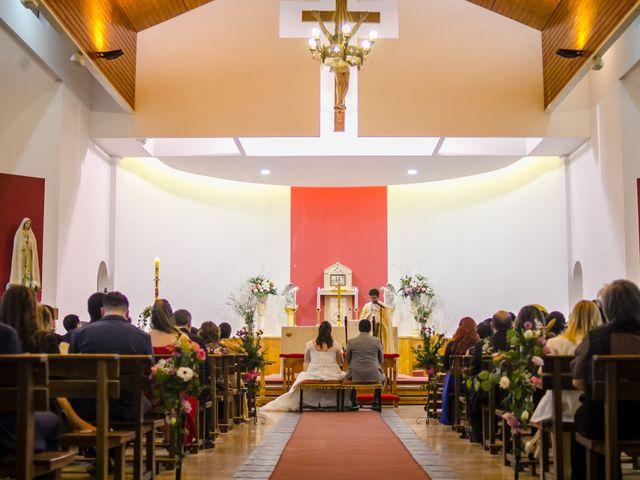 El matrimonio de José y Yessenia en Pirque, Cordillera 10