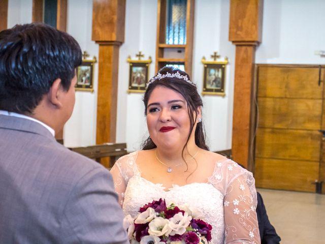El matrimonio de José y Yessenia en Pirque, Cordillera 11