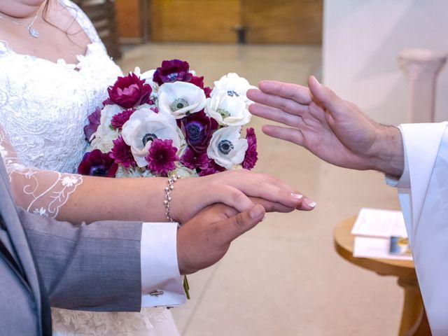 El matrimonio de José y Yessenia en Pirque, Cordillera 12