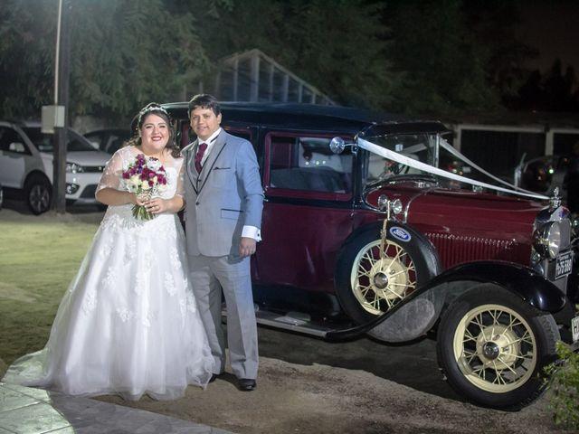 El matrimonio de José y Yessenia en Pirque, Cordillera 20