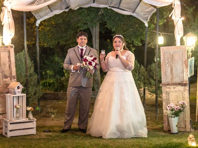 El matrimonio de José y Yessenia en Pirque, Cordillera 23