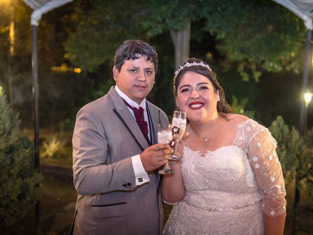 El matrimonio de José y Yessenia en Pirque, Cordillera 24