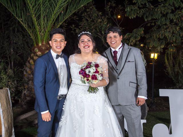 El matrimonio de José y Yessenia en Pirque, Cordillera 28