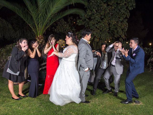 El matrimonio de José y Yessenia en Pirque, Cordillera 29